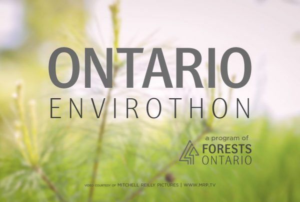 Envirothon Forests Ontario