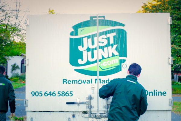 Just Junk Reno Debris