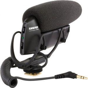 Shure On-Board Camera Mic