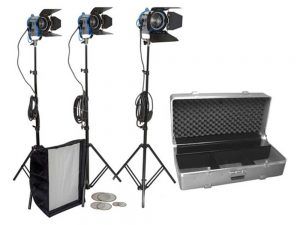 ARRI 3-Light Kit