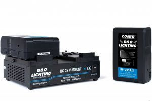 V-Mount Batteries for Light Storm 300d